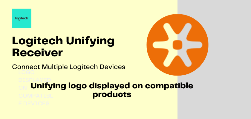 Use a unifying receiver to connect multiple Logitech devices