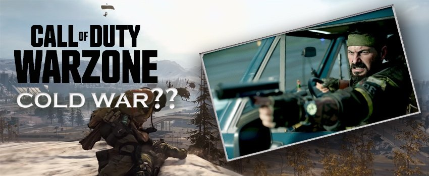 Call of Duty Warzone Cold War Version