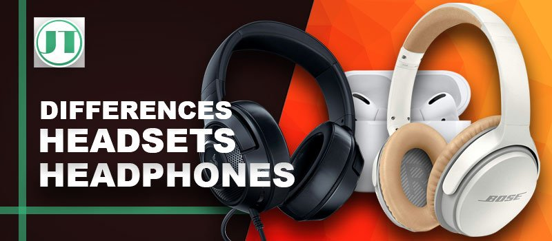 Difference Between Headset and Headphone