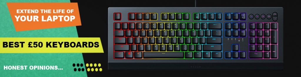 Best Gaming Keyboard for Under £50