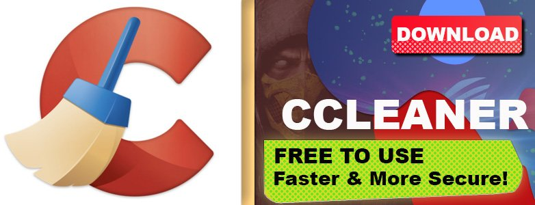 Download CCleaner to help improve your laptop for gaming