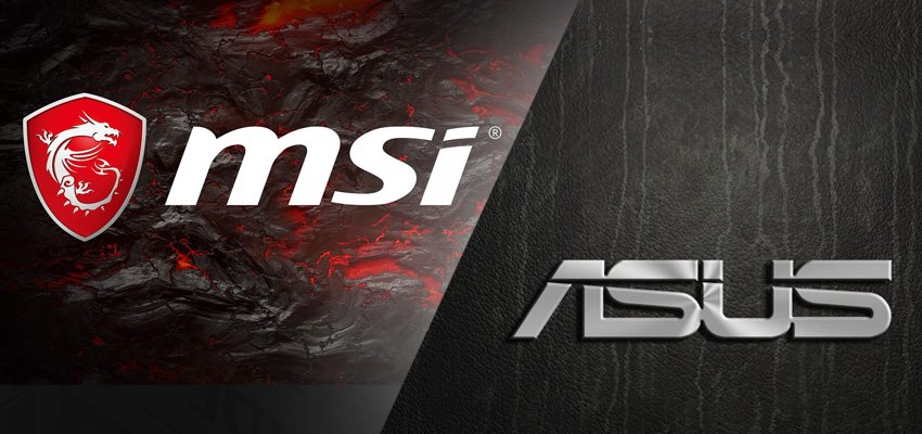 Which brand is better, ASUS or MSI