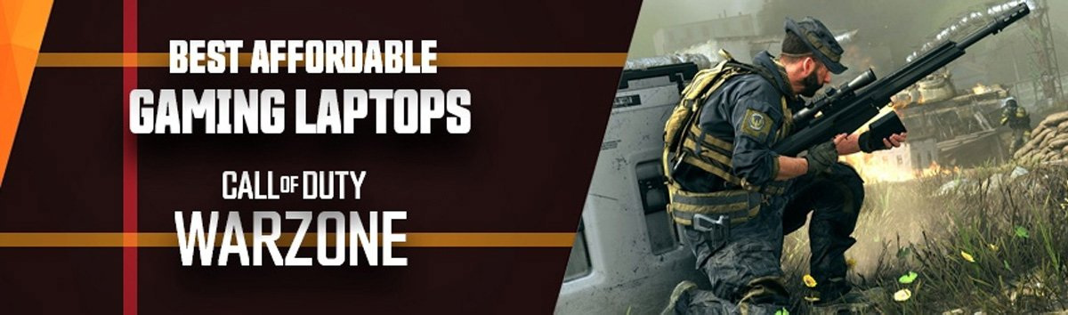 Best Call of Duty Warzone laptops