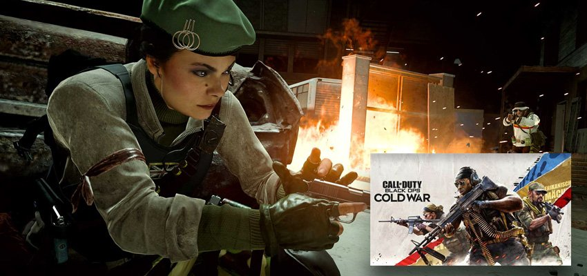 Call of Duty Cold Warzone