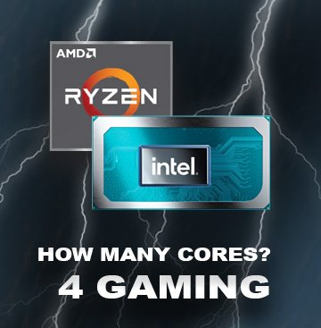 Check out How Many Processor Cores is best for gaming