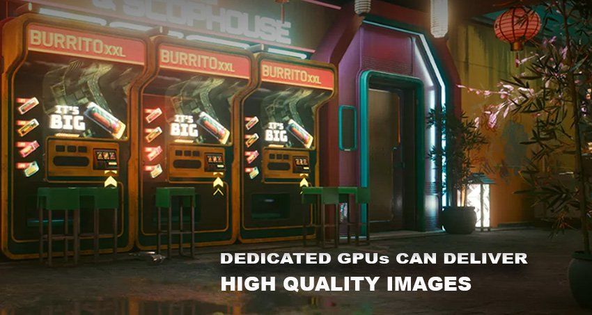 Integrated Graphics vs Dedicated Can Deliver High-End Gaming